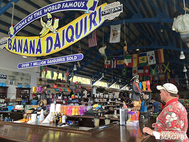 Home of the World Famous Banana Daiquiri