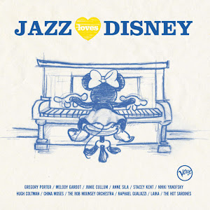 Various Artists - Jazz Loves Disney Cover