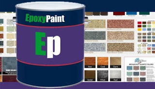 cat epoxy besi