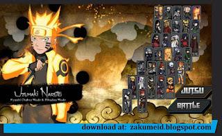 Naruto Legends Ninja Adventure (2nd Version) Apk
