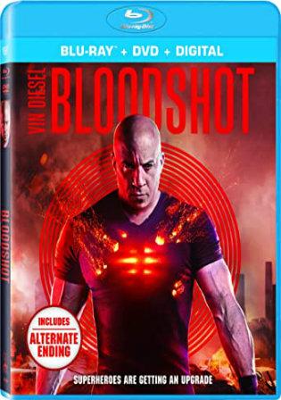 Bloodshot 2020 BluRay 850Mb Hindi Dual Audio ORG 720p Watch Online Full Movie Download bolly4u