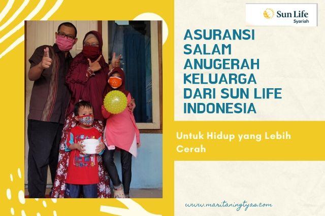sun life asuransi salam anugerah keluarga