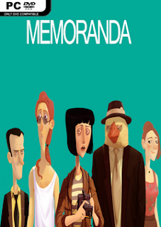 Free Download Memoranda PC Game Full Version