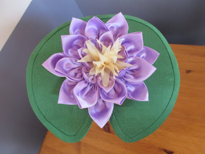 Lilly Pad Top Hat