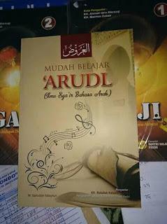 Buku Mudah Belajar Arudl - Toko Buku Aswaja Surabaya