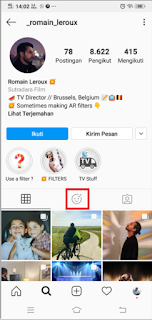 What will you dance instagram filter | Cara dapatkan filter will you dance di instagram