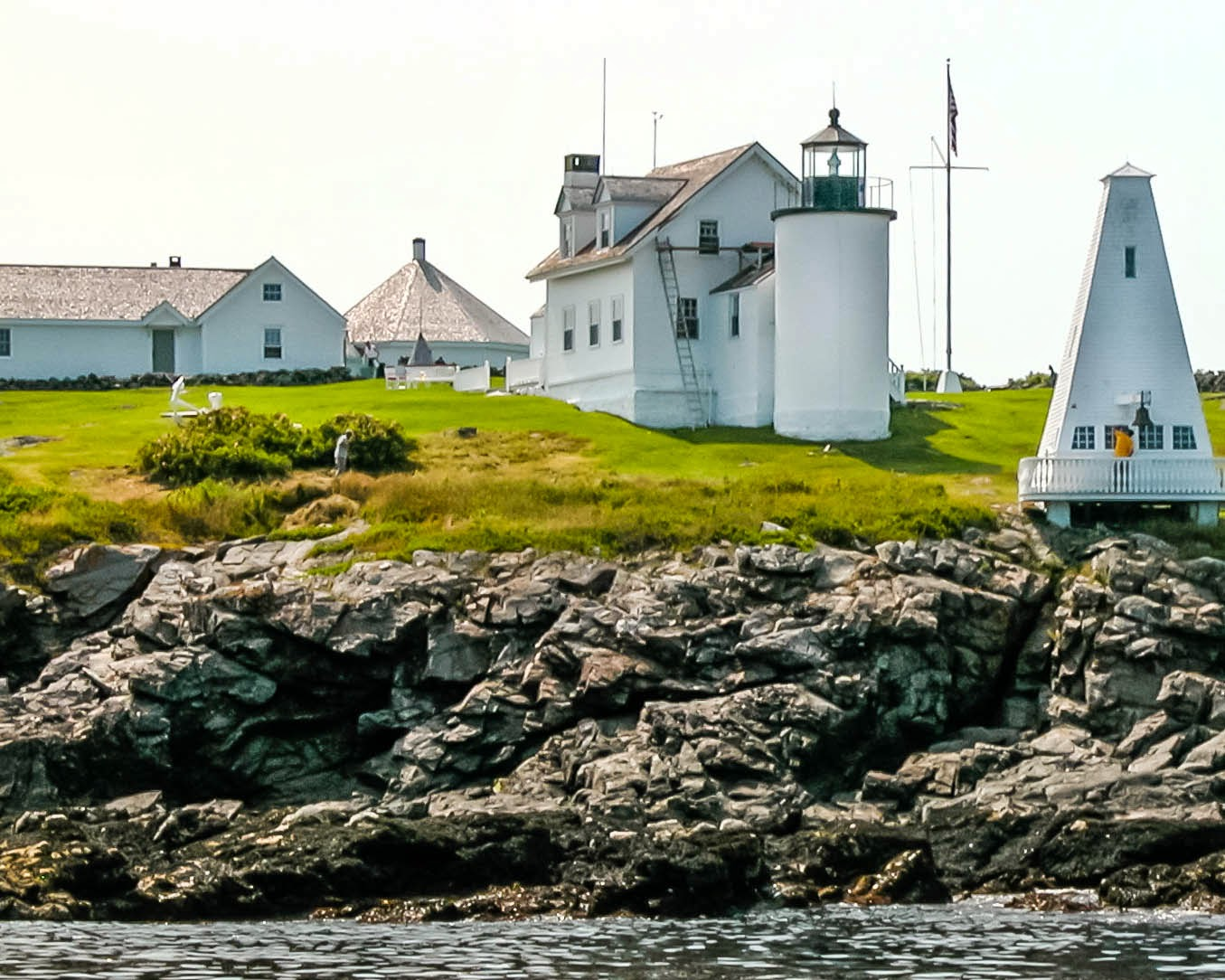 Maine Lighthouses And Beyond Tenants Harbor Lighthouse