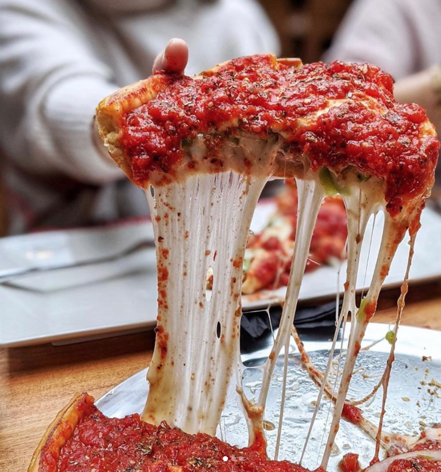 11 Slices of 'Not-Your-Ordinary' Pizza in Chicago