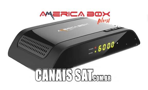 Americabox S105 + Plus Nova Atualização V1.38 - 14/05/2020