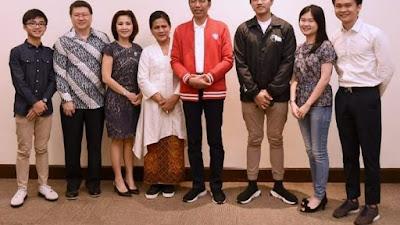 Soal Alasan Meilia Lau Ngetag Medsos Jokowi, Begini Penjelasan Ibunda Pacar Kaesang Pangarep