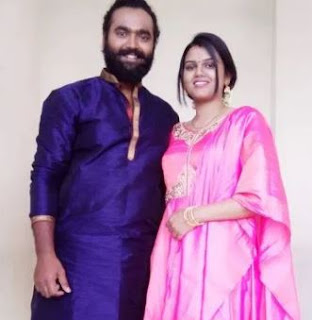 Raghu Master Family Wife Parents children's Marriage Photos