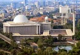 Mesjid Istiqlal jakarta