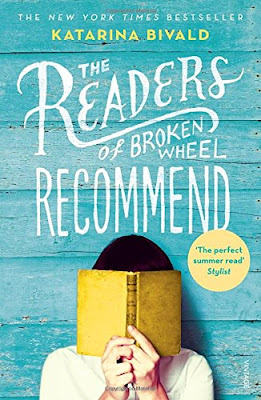 Lists, Books, To Read, 2017, The Readers of Broken Wheel Recommend, Katarina Bivald, Vintage, The Writing Greyhound, Lorna Holland