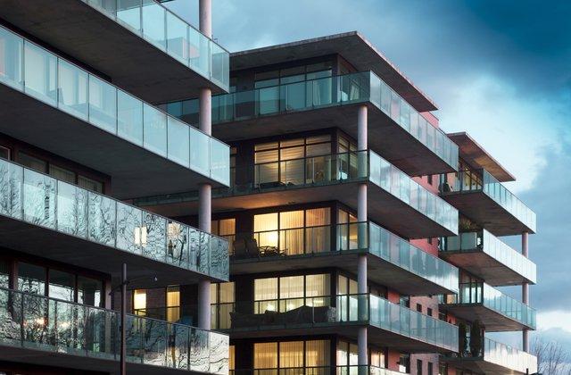 Equity Residential Properties Trust