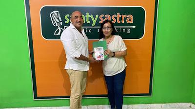 Santy Sastra Berbagi Ilmu Komunikasi dan Public Speaking Untuk Para Kader Gerindra Denpasar, Made Muliawan Arya, De Gadjah