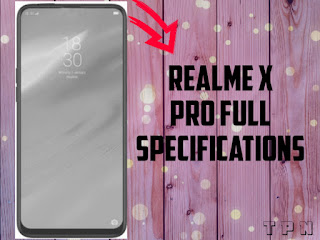 Realme x pro review in hindi/realme x pro full specifications