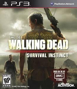 THE WALKING DEAD SURVIVAL INSTINCT PS3 TORRENT
