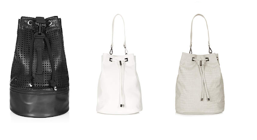 Just Add Cake: The Bucket Bag