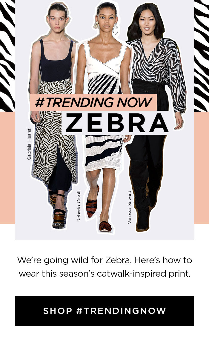 Shopping, Style and Us: India's Best Shopping and Self-Help Blog - Animal Trend Courtesy Dorothy Perkins Newsletter
