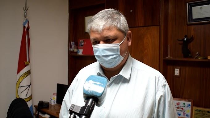 """Ricci: """"Compramos un replente para fumigar el barrio Tassone y vamos abordar la problematica de los vecinos"""""""