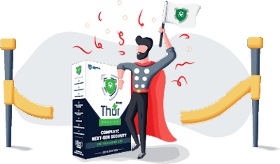 Heimdal Security Thor Premium 3 Year Free Giveaway