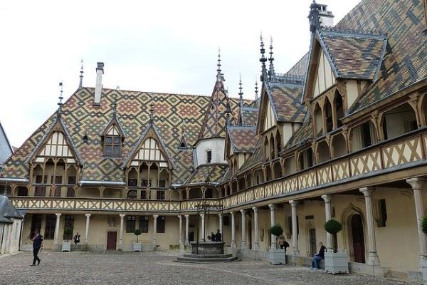 Beaune, Bourgogne-Franche-Comté