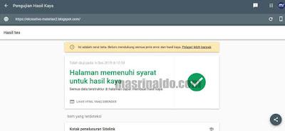Review Template Materia X2 Premium Tema Blogger Anti Mainstream 8