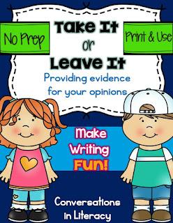 Practice Providing Evidence in Writing