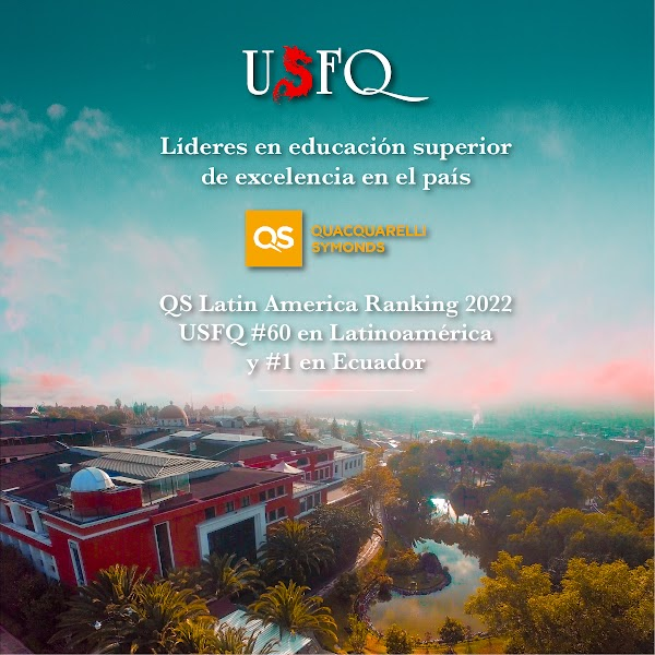 USFQ entre las 60 universidades más destacadas de América Latina