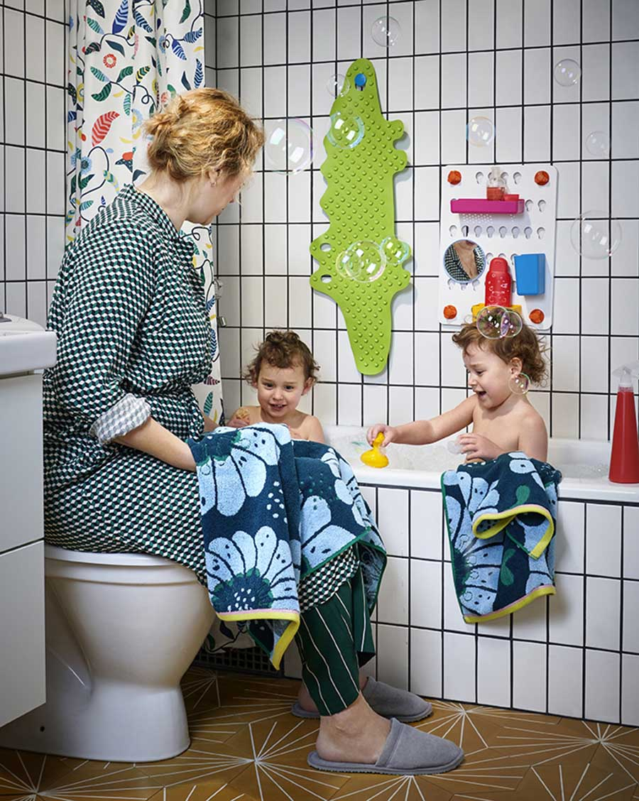 Novedades catálogo Ikea 2020 baño textiles y juguetes infantiles