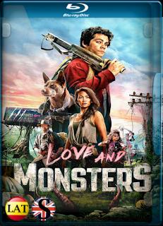 De Amor y Monstruos (2020) REMUX 1080P LATINO/INGLES