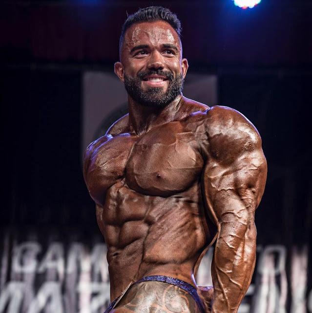 Tough Brazilian muscle lion Edmundo Marques - World Wide ...