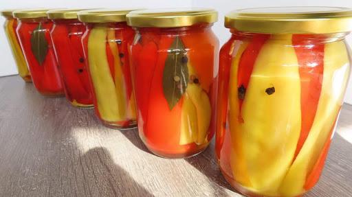 Najbolje i najbrže kisele paprike za zimnicu🔹Quick and easy technique for preserving peppers
