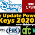 All Satellites Powervu Keys 2020