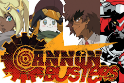 Cannon Busters Subtitle Indonesia Batch ( 1 - 12 ) Lengkap