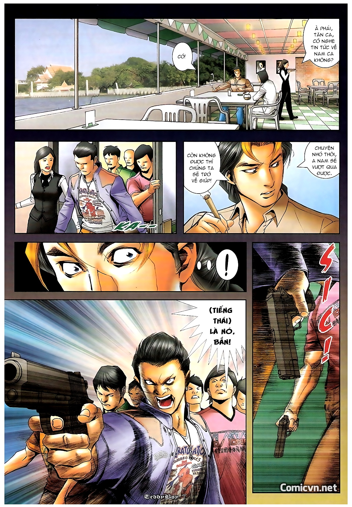 Người Trong Giang Hồ - Chapter 1240: Hàn Tân trở về - Pic 6