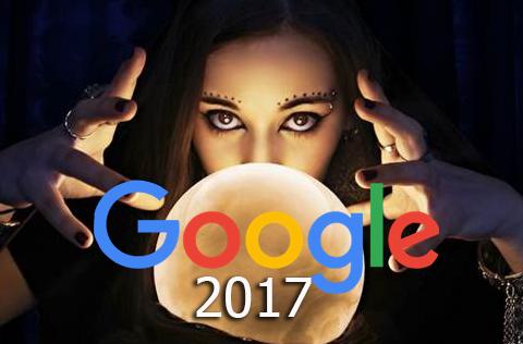 3 Top dicas de  Previsão SEO do Google para 2017