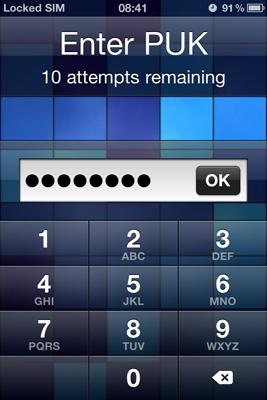 💐 How to unlock puk code idea sim card   How to Unlock SIM PUK Code