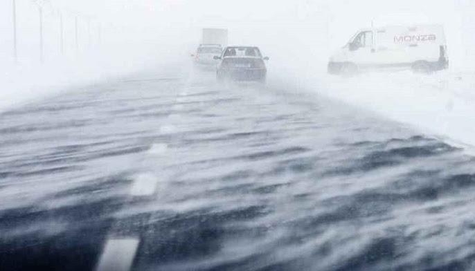 INFO TRAFIC Ialomița: Patru drumuri naționale și două drumuri județene închise. Restricții de tonaj pe DN 2A