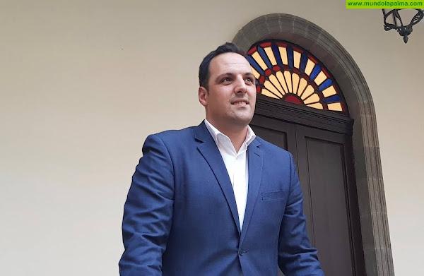 Jonathan Felipe pedirá al Gobierno un protocolo para que las personas ingresadas en el hospital puedan recibir visitas o estar acompañadas