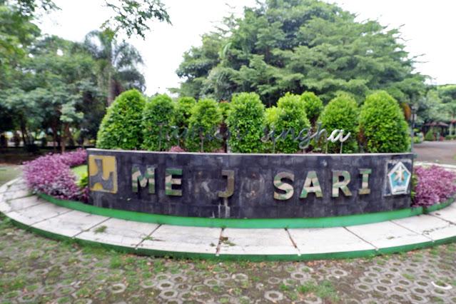 Taman Singha Merjosari Malang