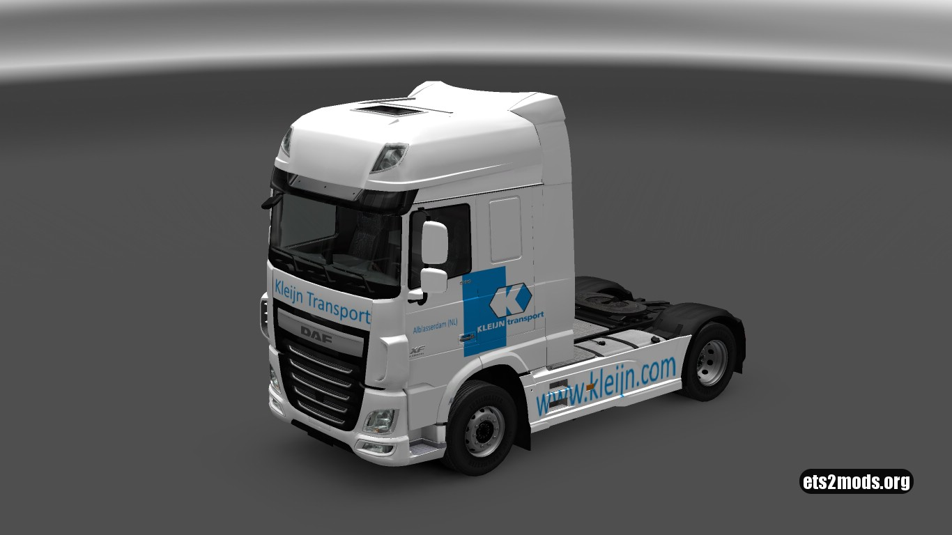 Kleijn Transport Skin for DAF Euro 6