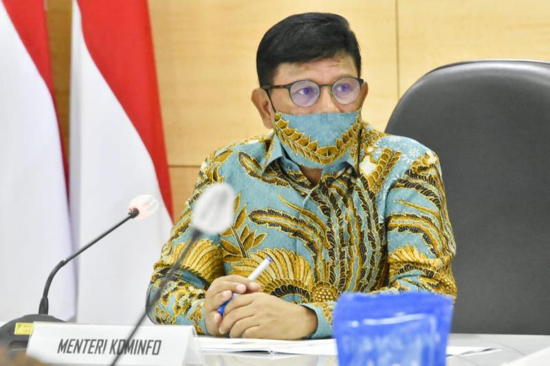 Perkuat Komunikasi Publik, Menteri Johnny Dorong Pranata Humas Asah Potensi Diri