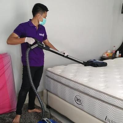 vacuum tungau bandung