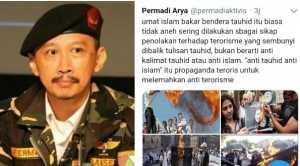 Berita Terhangat Bubuk Janda Sebut Bakar Bendera Tauhid Hal Biasa, Netizen: Coba Mas Yang Bakar, Dinantikan Videonya