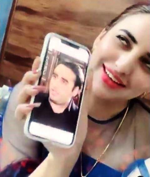 Hareem Shah Video on Bilawal Bhutto Zardari went Viral