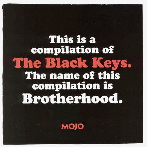 The Black Keys Collection Brotherhood Cd Compilation Uk