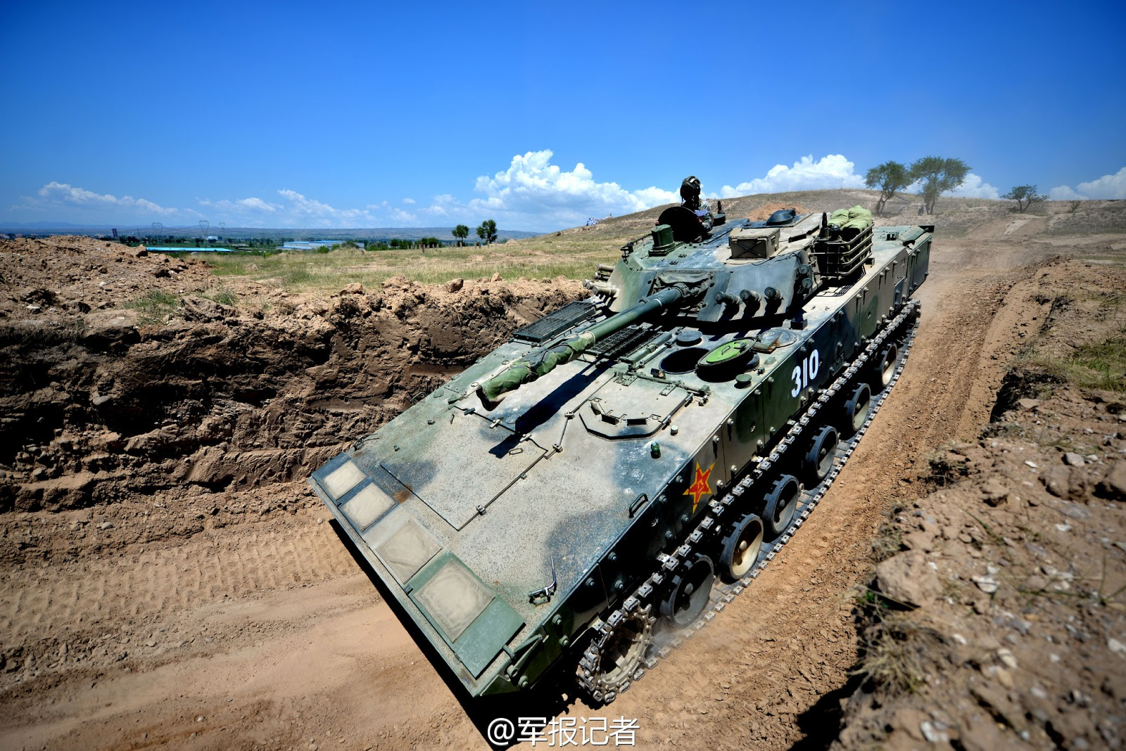zbd 04 infantry fighting vehicle - HD 1600×1068