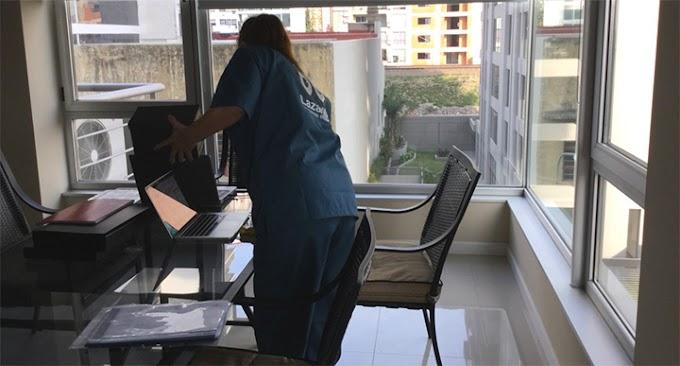 BUSCAMOS PERSONAL DE LIMPIEZA PARA OFICINA CON O SIN EXPERIENCIA