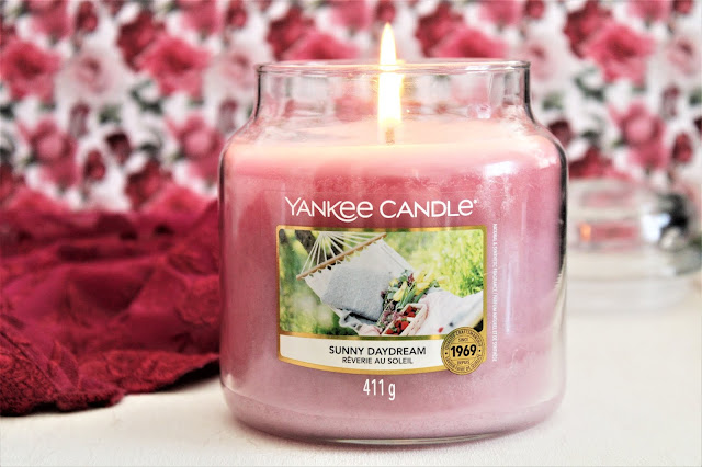 Yankee Candle Sunny Daydream avis, yankee candle reverie au soleil avis, reverie au soleil yankee candle, sunny daydream yankee candle, avis sunny daydream yankee candle, bougie reverie au soleil yankee candle, new yankee candle, avis yankee candle